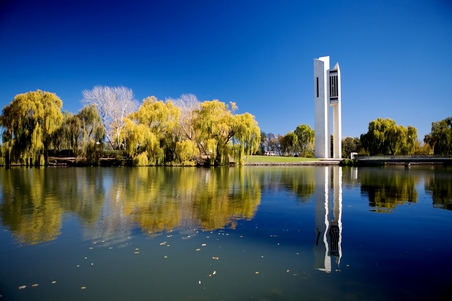 Lake Burley Griffin - The National Carillon