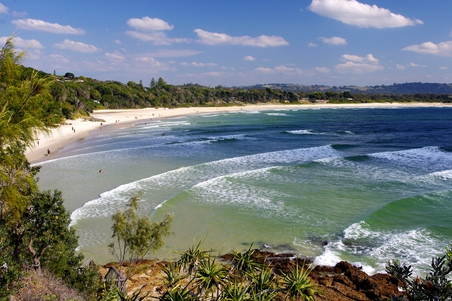 Byron Bay - The Pass