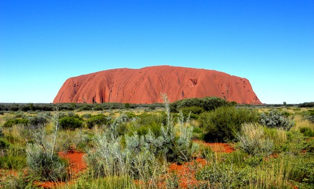 Touren Ayers Rock