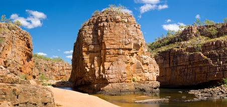 Nitmiluk National Park - Smitt Rock