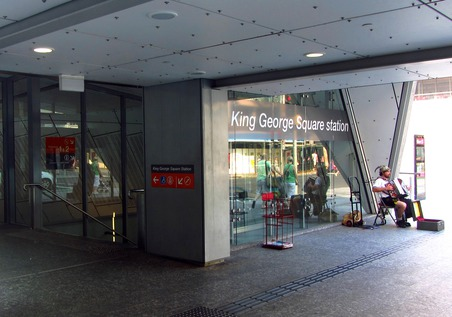 King George Square Station