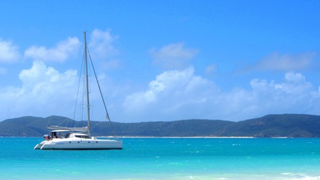 Whitsundays Segeln