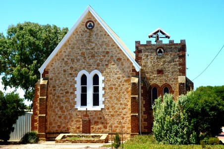 Tumby Bay - Anglican Church