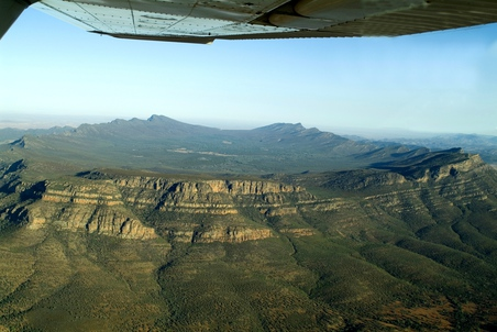 Wilpena Pound - Scenic Flight