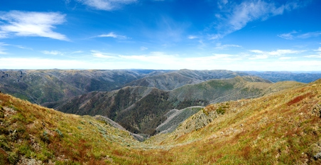 Victorian Alpes - Mt. Feathertop