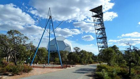 Gingin - Gravity Discovery Centre