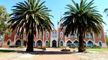 New Norcia - St. Gertrude's College