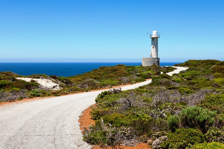 Torndirrup NP - Cave Point Lighthouse